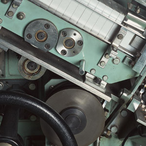 町工場の機械