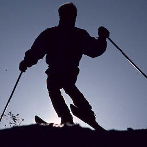 スキーでの楽しみ